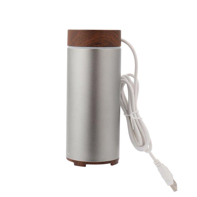 Difúzer do Auta LED Roll 150ml - Silver