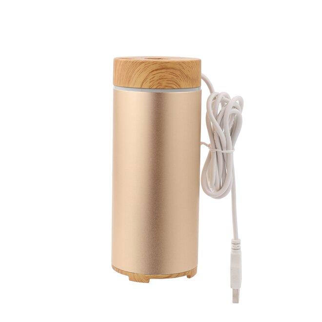 Difúzer do Auta LED Roll 150ml - Gold