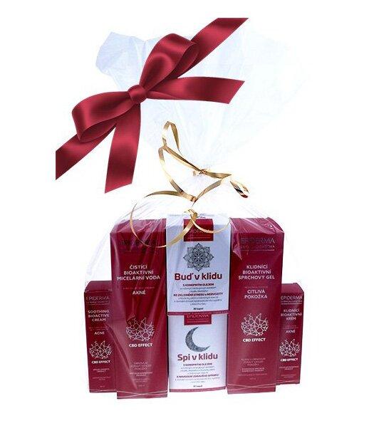Darčekový balíček produktov proti akné