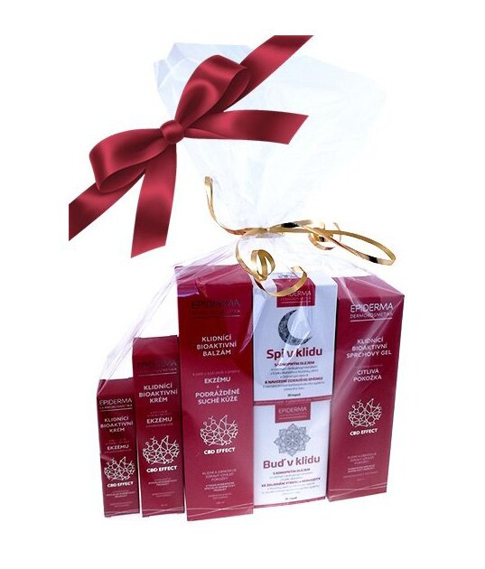 Darčekový balíček produktov proti ekzému
