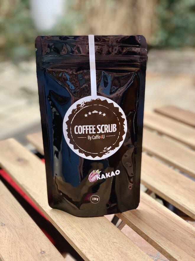 250 g Kávový peeling s kakaom