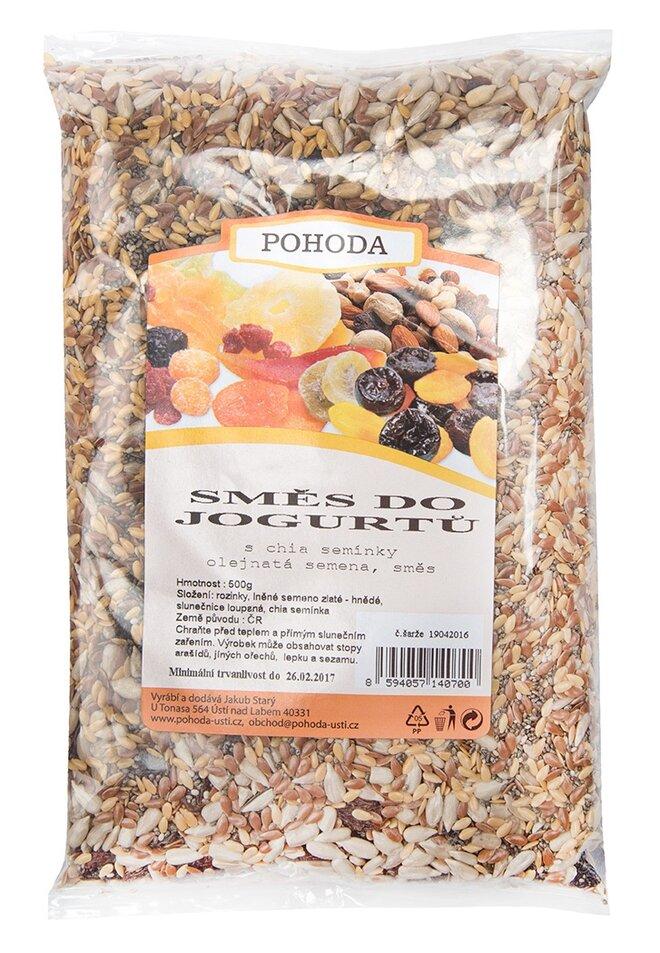 500 g Zmes s chia semiačkami