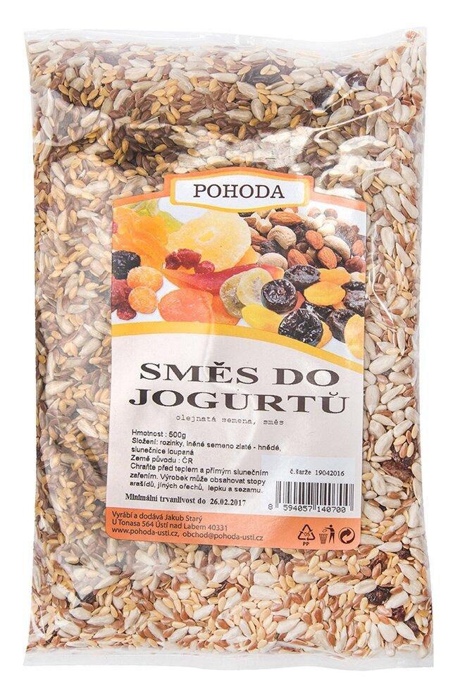 500 g Zmes olejnatých semien
