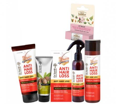 6-dielna Darčeková taška Dr. Santé / Anti Hair Loss