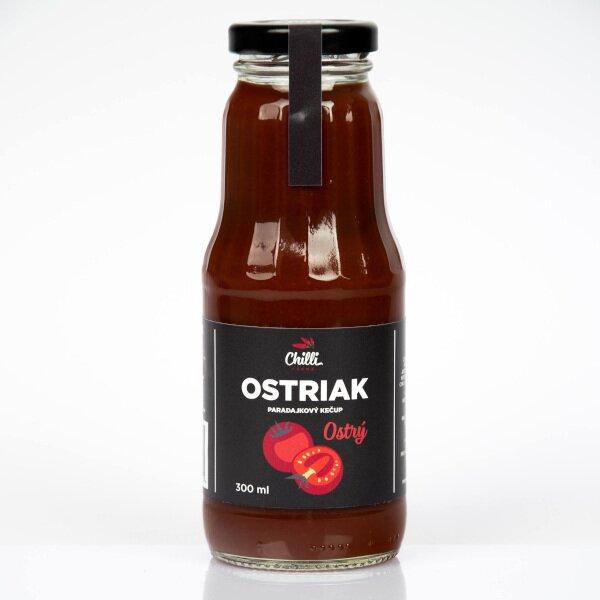 300 ml Slovenský kečup OSTRIAK