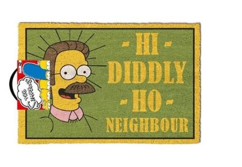 The Simpsons: Hi Diddly Ho Neighbour
