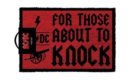 AC/DC: For Those About To Knock