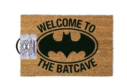 DC Comics Batman: Welcome To The Batcave (hnedá)