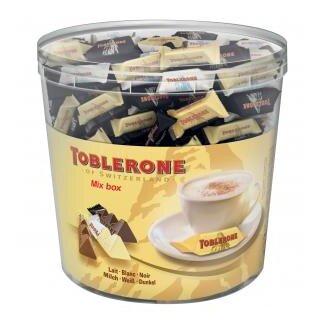 1 kg balenie Toblerone Mix Box (113 ks)