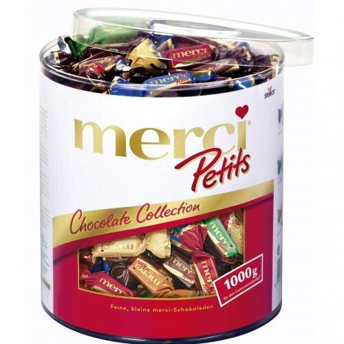 1 kg balenie Merci Petits (167 ks)
