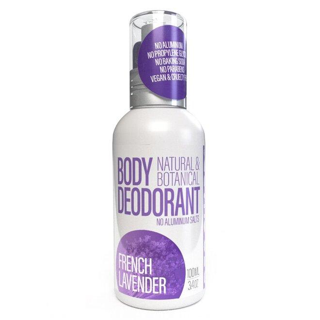100 ml Prírodný dezodorant v spreji (levanduľa)