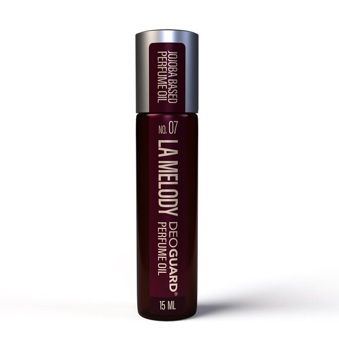 15 ml Parfumovaný prírodný olej Deoguard (vôňa: La Melody)
