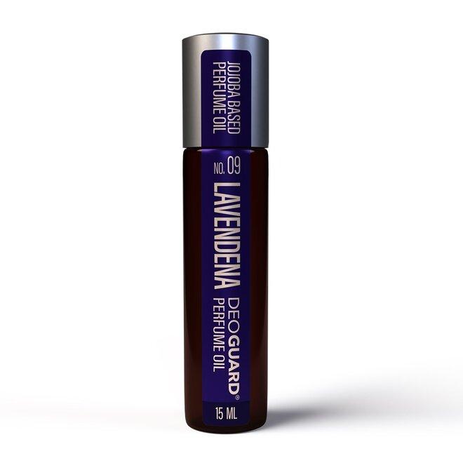 15 ml Parfumovaný prírodný olej Deoguard (vôňa: Lavendena)