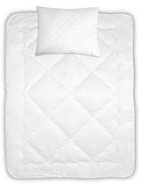 1 x SET: Celoročná prikrývka + vankúš (70 × 90 cm / 140 × 200 cm)