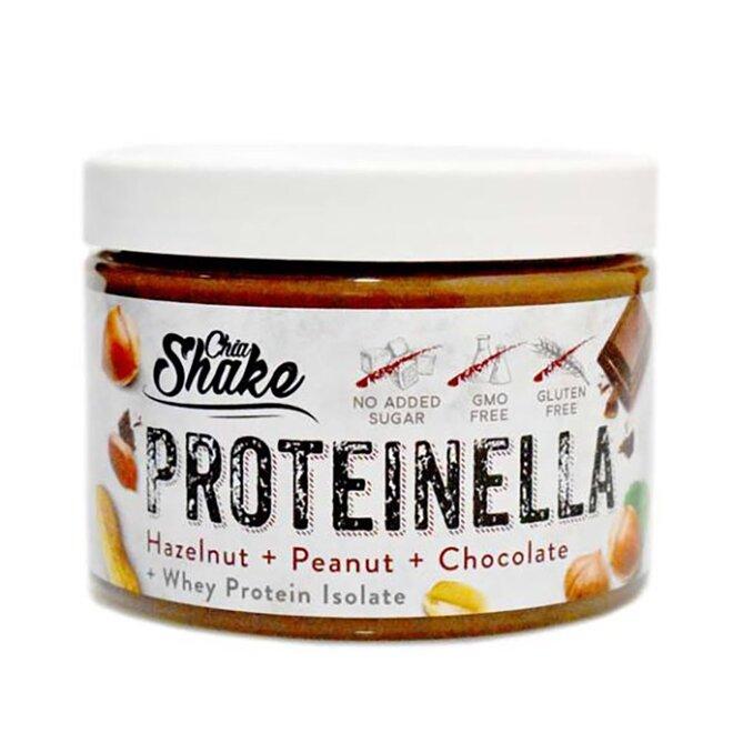 300 g Orieškové maslo Proteinella