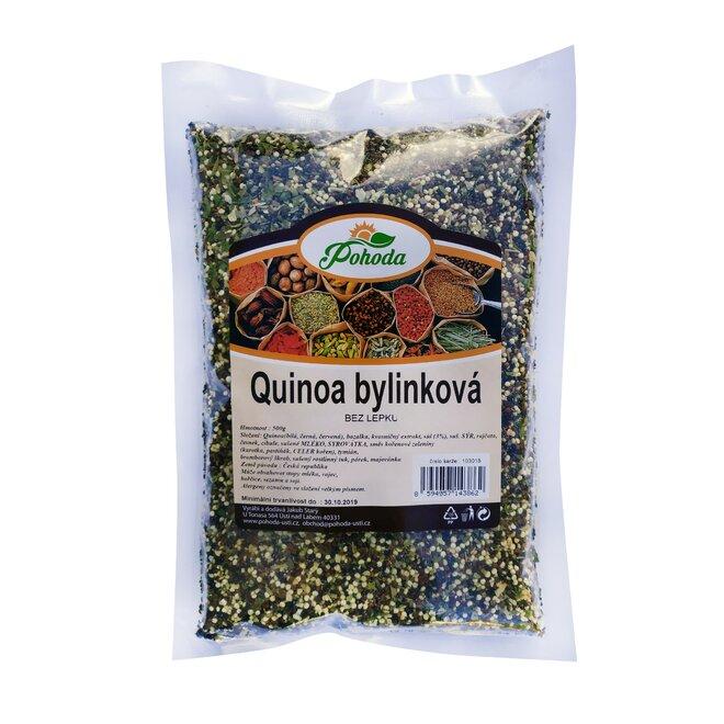 500 g Quinoa (bylinková)
