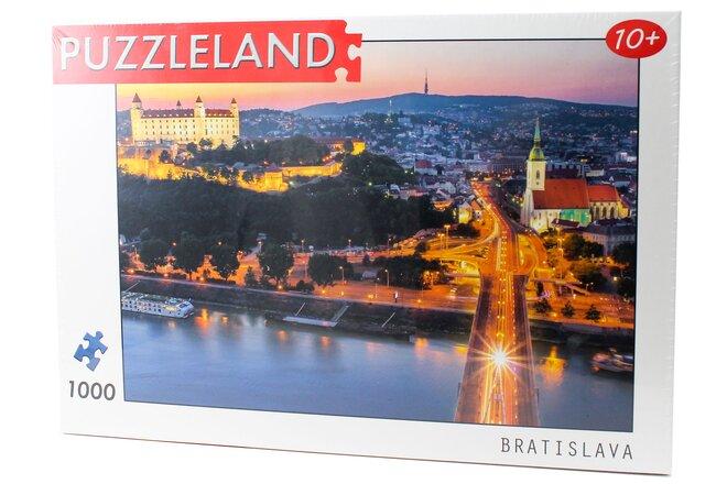 Puzzle so slovenským motívom (Bratislava)