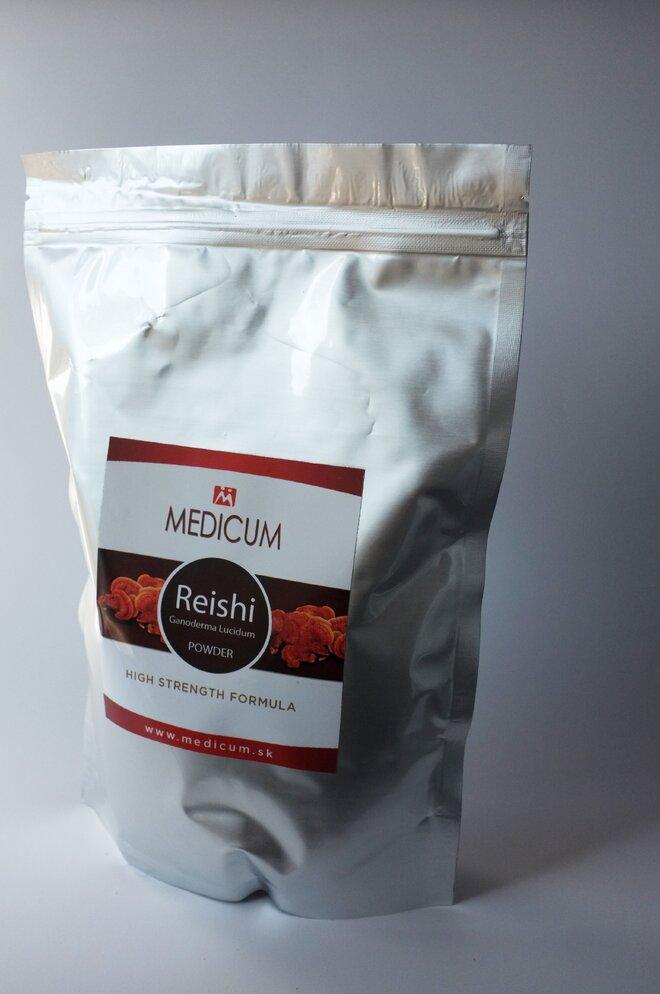 1 x 250 g REISHI Powder