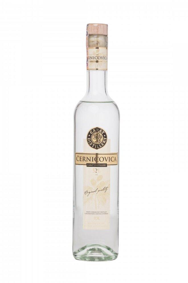 0,5 l Carat Černicovica (52 %)