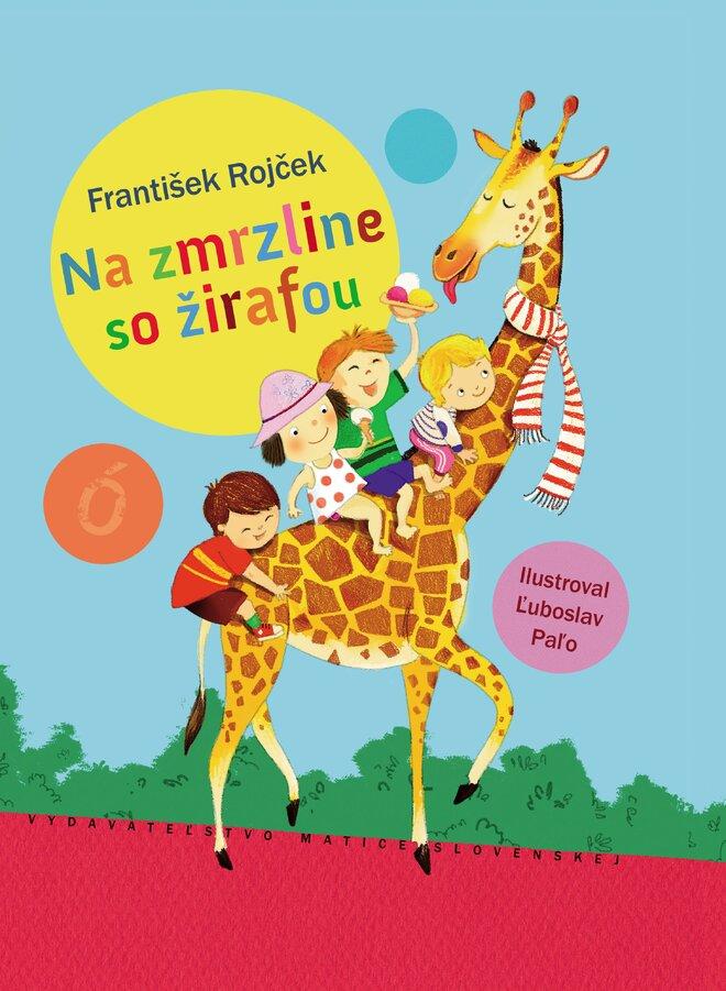 Na zmrzline so žirafou