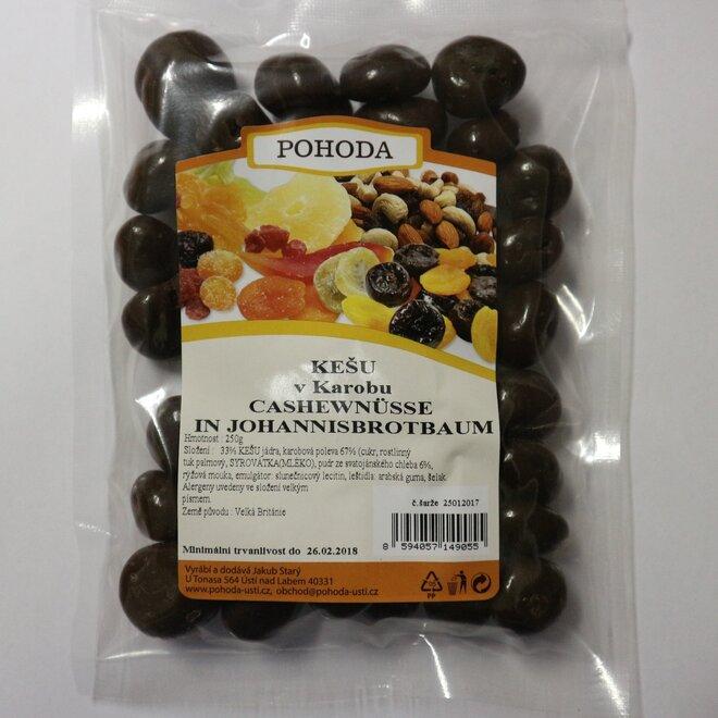 250 g Kešu orechy v karobe