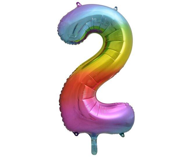 Balón číslo 2 - Veľkosť 92 cm