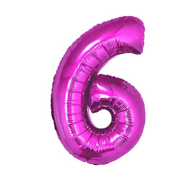 Balón číslo 6 - Veľkosť 92 cm