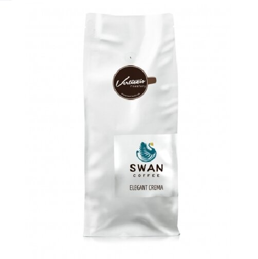 1 kg Zrnková káva Swan Coffee ELEGANT CREMA