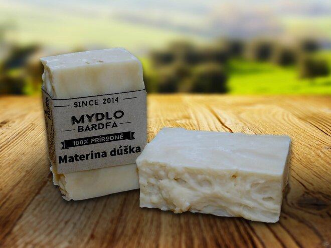 90 g Prírodné mydlo (materina dúška)