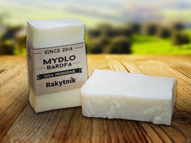 90 g Prírodné mydlo (rakytník)