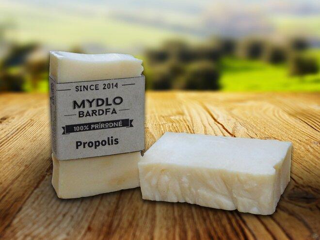 90 g Prírodné mydlo (propolis)