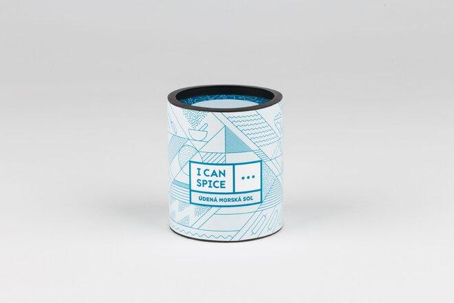 100 g Údená morská soľ