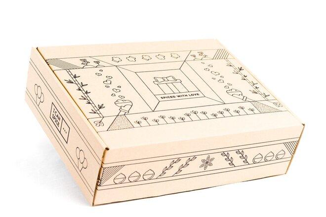 Darčeková krabica SPICED WITH LOVE