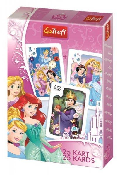 Kartová hra Čierny Peter (Disney princezné)