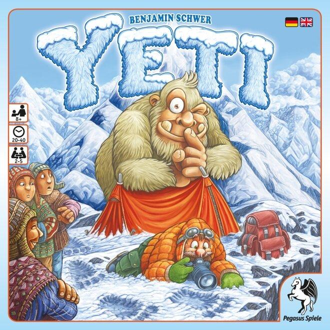 Spoločenská hra Yeti