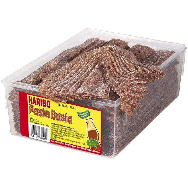 150 ks Haribo Cola pásiky