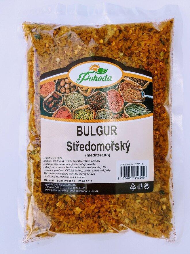 500 g Bulgur (stredomorský)