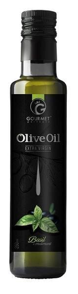 250 ml Extra panenský olivový olej (BAZALKA)