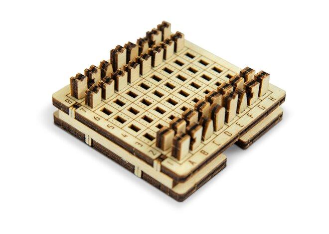 Mini hra Šach