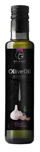 250 ml Extra panenský olivový olej (CESNAK)