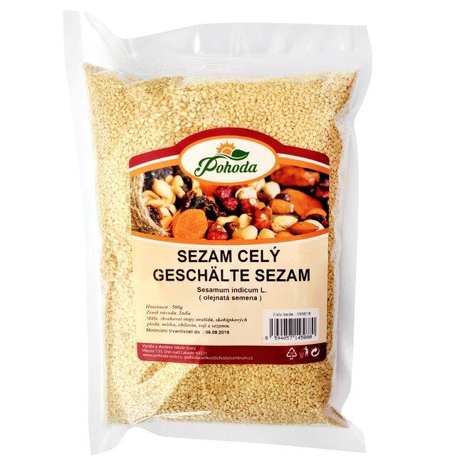 500 g Sezam celý