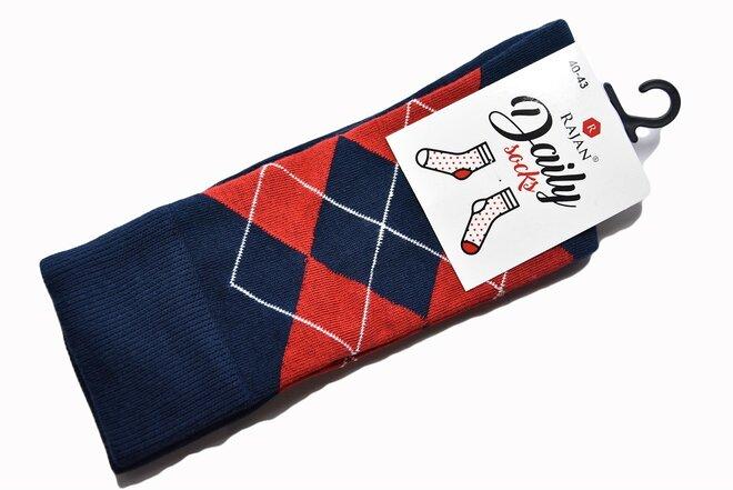 """Pánske ponožky """"Daily socks"""""""