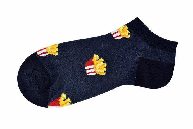Pánske veselé ponožky členkové