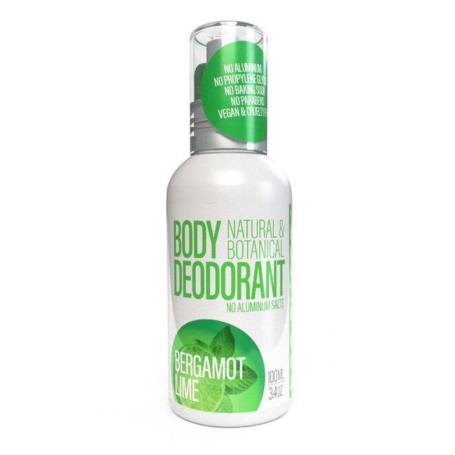 100 ml Prírodný dezodorant v spreji (bergamot a limetka)