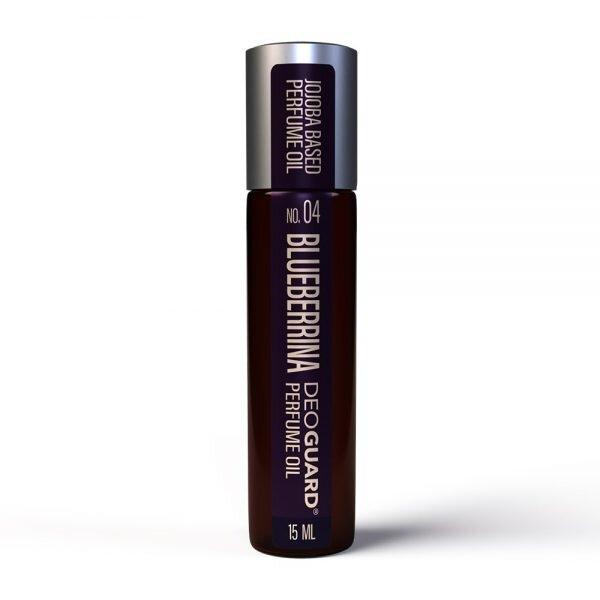 15 ml Parfumovaný prírodný olej Deoguard (vôňa: Blueberrina)