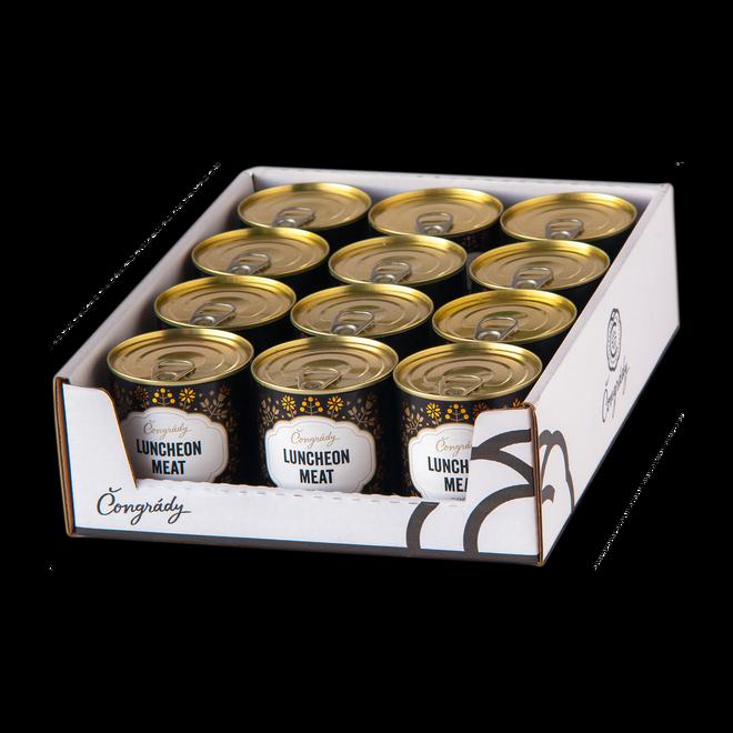 12 x 300 g Lančmít českej značky Čongrády