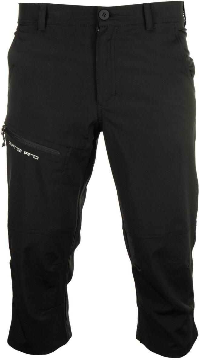 Pánske trojštvrťové capri nohavice Alpine Pro NANEK