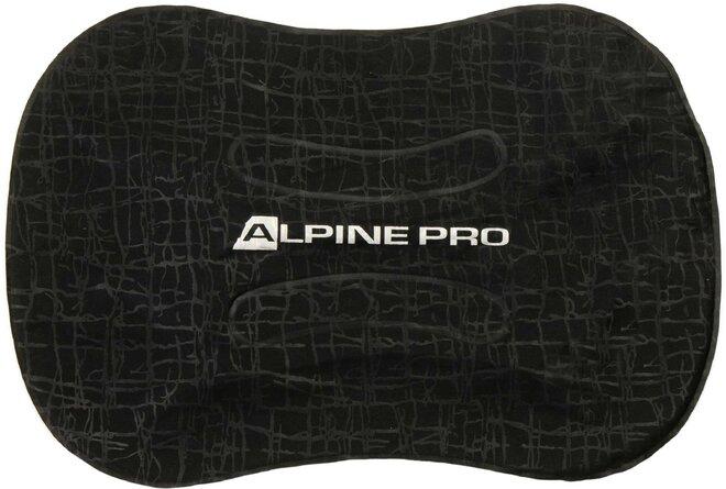 Nafukovací vankúš Alpine Pro MAGALE (čierna)