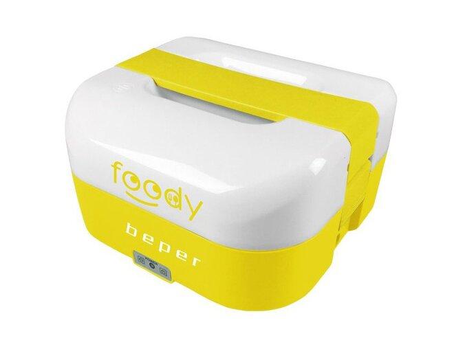 Elektrický obedový box na prenos a ohrev jedla