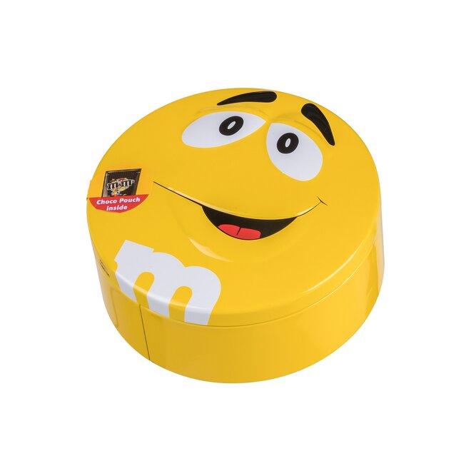 200 g Čokoládové bonbóny M&M's v plechovej dóze (žltá)